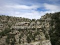 Indian cliff dwellings - 800 yrs old!