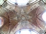 The Rathaus ceiling