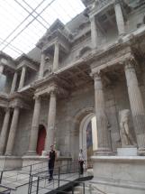 An ancient Roman gate, 60% is original
